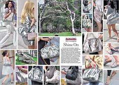 Shine On - On the Street by Bill Cunningham