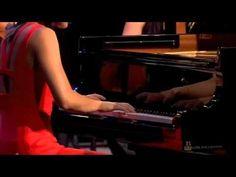 Yuja Wang (1/3) Prokofiev Piano Concerto No2, mvt 1 (Charles Dutoit) - YouTube