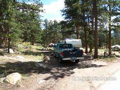 Moraine Park 223 - Moraine Park Campsite Photos - campsitephotos.com