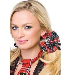 LOT DE 2 Barettes Cheveux Écossaises | eBay