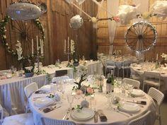 Our weddingbarn #wedding #barn #love #bigday #bridal