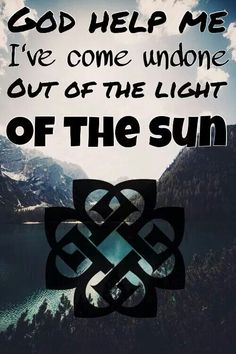 """""""Give Me a Sign"""" by Breaking Benjamin Music Love, Music Is Life, Rock Music, My Music, Breaking Benjamin Lyrics, Concert Quotes, God Help Me, We Will Rock You, Come Undone"""