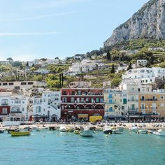 Islands in Italy- Capri