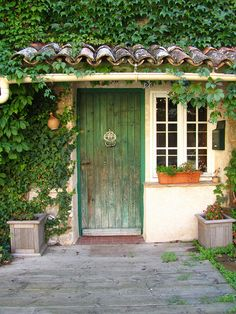 Charme!... in Sillans-la-Cascade, Provence, France.