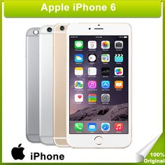 Unlocked Apple iPhone 6 / 6S 1GB RAM 4.7inch IOS 8 Dual Core 1.4GHz  phone 8.0 MP Camera 3G WCDMA 4G LTE Used 16/64/128GB ROM-in Mobile Phones from Phones & Telecommunications on Aliexpress.com | Alibaba Group