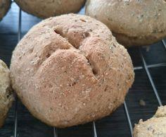 Rezept 6-Korn Brötchen mit Chia - schnell und saftig von svogel75 - Rezept der Kategorie Brot & Brötchen