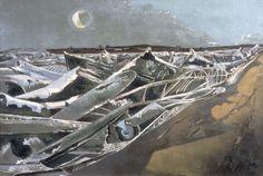 Paul Nash - war paintings