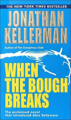 The first in one of the best series I have ever read.  Jonathan Kellerman is a must read.