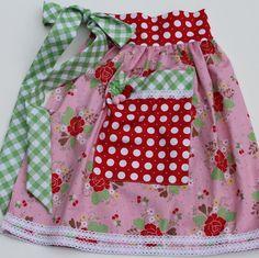 Bee In My Bonnet: Apron in a Jar...