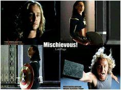Mischievous♡!
