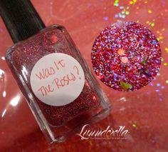 Lynnderella Limited Edition Nail Polish—Was It The Roses? #Lynnderella