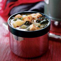 Dijon chicken stew