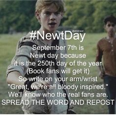 #NewtDay GUYS ITS FINALLY HERE