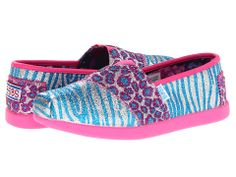 SKECHERS KIDS Bobs World III 85084L (Little Kid/Big Kid)