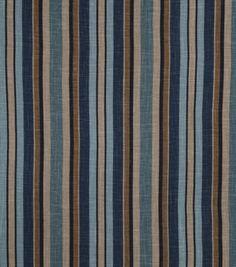 Upholstery Fabric-Jaclyn Smith Freeman  Lagoon