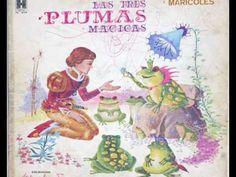 LAS 3 PLUMAS MAGICAS FRAGMENTO - MILISSA SIERRA