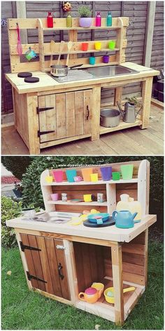 Genius Crafting Ideas with Recycled Wood Pallets - Pallet Furniture DIY Pallet Crafts, Diy Pallet Projects, Wood Projects, Diy Pallet Furniture, Cool Furniture, Furniture Showroom, Furniture Stores, Outdoor Furniture, Modern Furniture