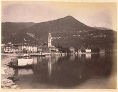 Henry Fox Talbot en el Lago de Como