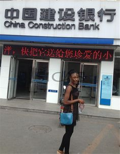 Valerie's Second Day in Shenyang,What Happened?