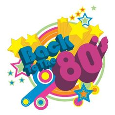Although I was born in '84 and didn't get to really experience the awesomeness of the 80's I still <3 this decade