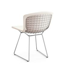 bertoia diamond chair pinterest harry bertoia black cushions