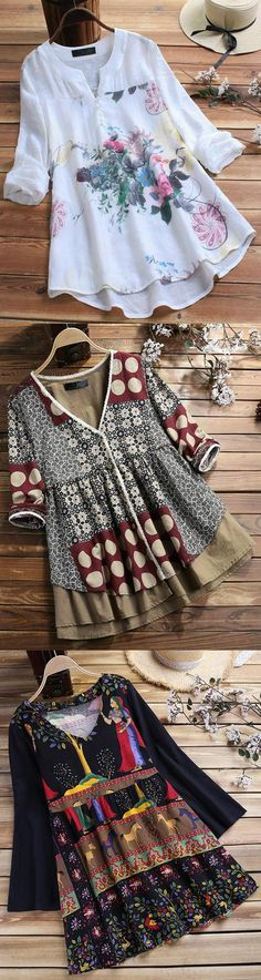 🛒Shop Now>>🌹 Popular Spring Summer Casual Tops for You. Full Sizes&Buy 2 Get Coupon: Shecici. Cheap Fashion, Fashion Outfits, Womens Fashion, Fashion Tips, Summer Tops, Spring Summer, Cool Style, My Style, Handmade Clothes