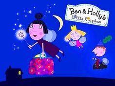 El pequeño reino de Ben y Holly - Dibujos animados español - Los juegos ...