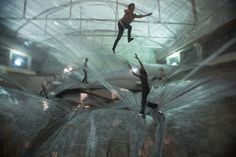 Tomás Saraceno's Adult Playground 'On Space Time Foam' Is An Enormous Suspended Trampoline (PHOTOS)