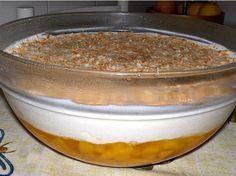 Receitas práticas de culinária: Taça de Pêssego