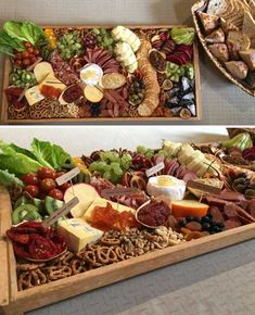 Good2graze grazing platter ploughmans lunch