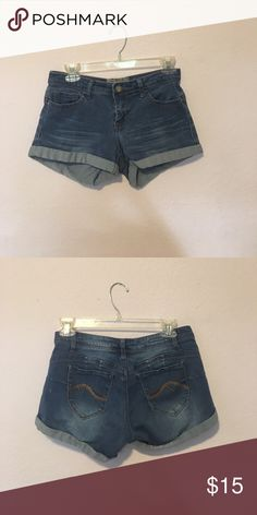 Jean shorts In good condition Shorts Jean Shorts