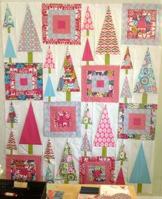 Have Yourself A Quilty Little Christmas On Pinterest
