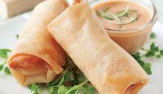 Resep Masakan Lumpia Udang Mayonaise Spesial #Kuliner #Resep #ResepMasakan #ResepMakanan #Recipe #IndonesianRecipe