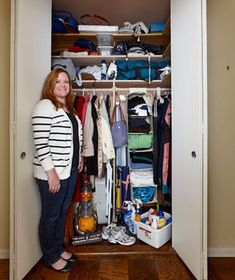 Give Yourself The #Closet You've Always Wanted With These #OrganizationTips