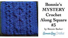 Bonnie's Mystery CAL Video #3 - YouTube