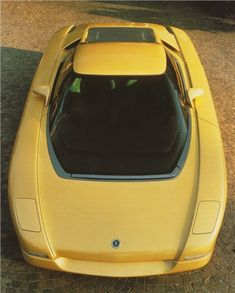 Chevrolet Corvette Nivola (Bertone), 1990