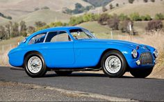 1950 Ferrari 166 MM/195 S Berlinetta Le Mans by Touring