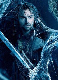 Kili #LoHobbit #DesolazionediSmaug #TheHobbit #Hobbit