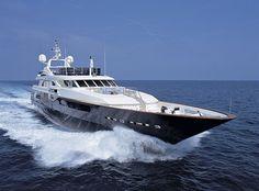 Christensen shipyard — Yacht Charter & Superyacht News Benetti Yachts, Motor Boats, Submarines, Ship, Life, Yachts, Fountain Powerboats, Flats Boats, Power Boats