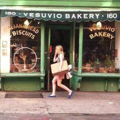 Vesuvio Bakery --- Soho --- freshly baked Italian breads, created from the generations-old recipes of the Dapolito family