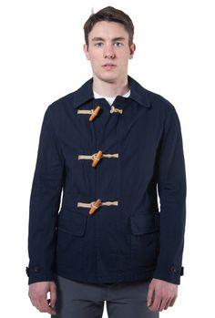 Gloverall SS13 Collection. Short Duffle Jacket. #shopwittmore ShopWittmore.com