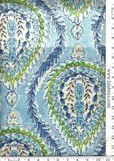 online fabric, lewis and sheron, lsfabrics Dust Ruffle, Classic Interior, Fabulous Fabrics, Love Sewing, Easy Sewing Projects, Drapery Fabric, Green Fabric, Pattern Mixing, Damask