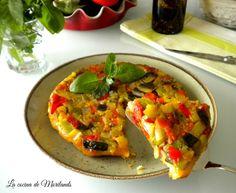 » TARTA TATIN de verduras variadas La Cocina de Morilands