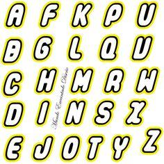 Resultado de imagem para abecedário Lego