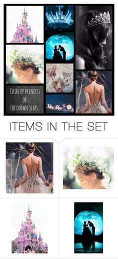 """""""#4 find....your crown"""" by heartandsoul ❤ liked on Polyvore featuring art"""