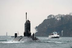 Royal Navy's submarine HMS Torbay returned to her base-port at Plymouth after a successful six-month patrol. HMS Torbay entered Plymouth Sound from where the vessel started her transit up the River Hamoaze to her berth in HM Naval Base Devonport. The nuclear-powered submarine, which carries Tomahawk land attack missiles, has returned after routine underwater deployment. During her deployment HMS Torbay has travelled 19,653 nautical miles, roughly equivalent of once round the world and spent…