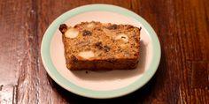 Wortel-bananenbrood.