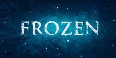 Créer un effet réaliste pour Frozen avec Photoshop
