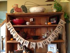 Wedding Photo Op Bunting Name Bunting Shower by ThirtySixDesign, $28.00