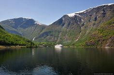 Flaam and Aurlandsfjord